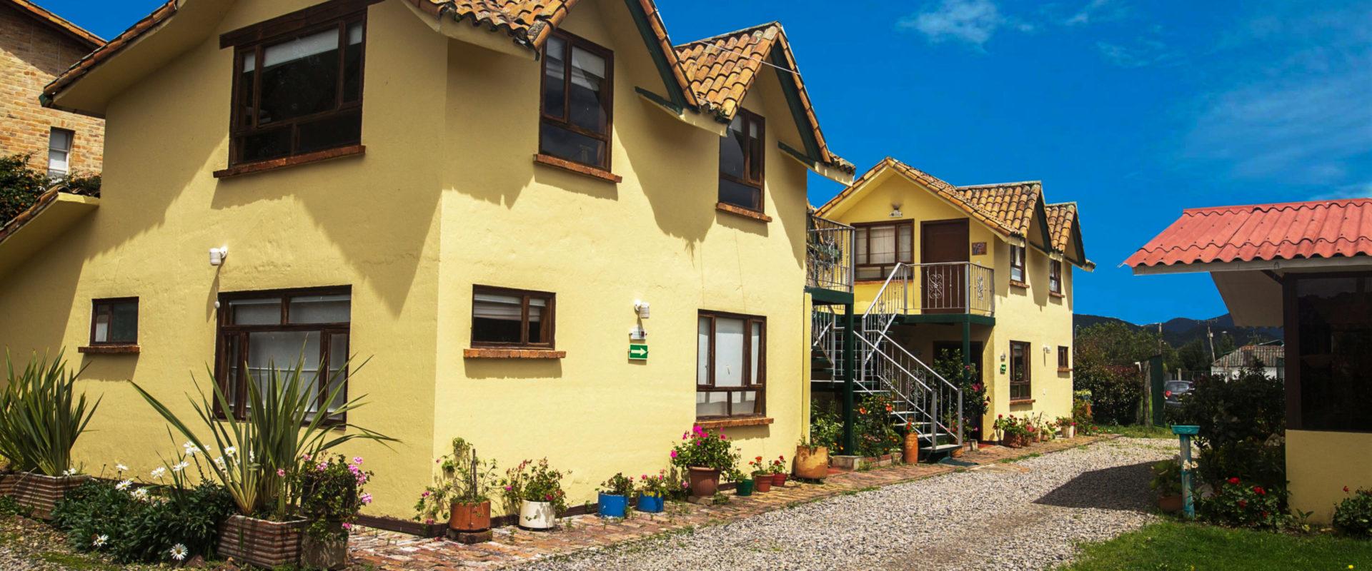 Permalink to: Bienvenidos al Hotel Portal de Las Flores